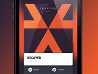 Dailynoise iOS app concept