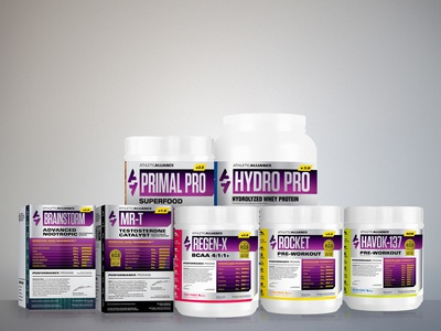 Athletic Alliance Product Family