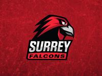 Surrey Falcons Logo