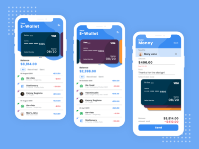 Credit Card Manager iOS