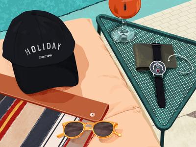 Mr. Porter Summer Essentials