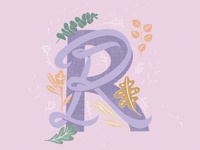 R is for (little) Rebequita