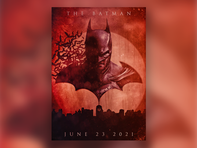 "Poster for the film ""The Batman"""