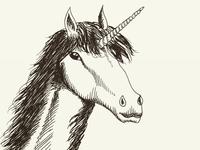 Day 25 #Unicorn #100DaysOfSketching