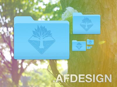 El Capitan Folder Template for Affinity Designer
