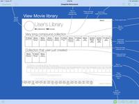 Cinephile for iPad - Work In Progress