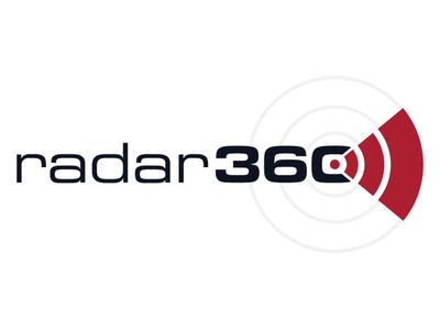 Radar360 Logo brand radar360 radar logo sportradar