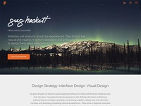 Greg Hackett Design Portfolio
