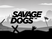 Savage Dogs key art