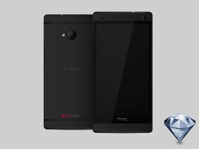 HTC One - Black Edition