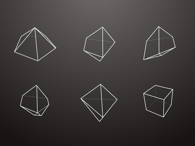 Polyhedra polyhedra geometry lines polygon poly