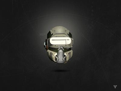 Destiny helmet destiny videogame helmet photoshop icon