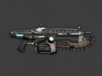 Lancer - Gears of war 3 icon set