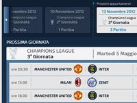 Soccer Schedule - 1