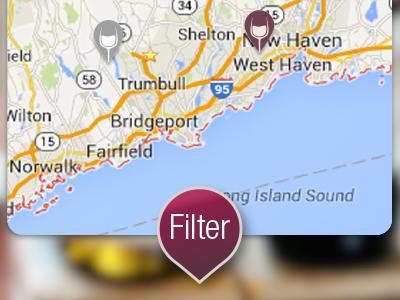 Filter ios button filter map app sketch