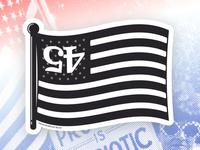 45 Flag