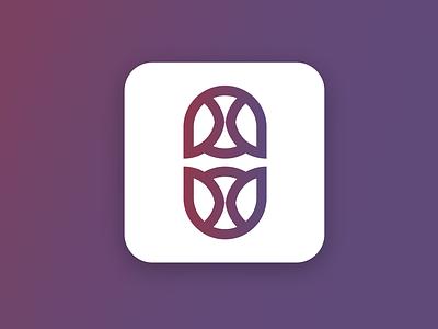 Daily UI #5 - App Icon design app icon vector aesthetic minimal 100 days of ui daily ui branding logo