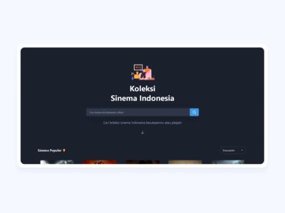 Indonesian Cinema Collection cinema film web