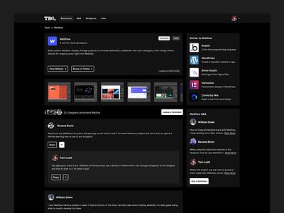 Resources for Desktop cards minimal user inteface user interface design dark mode app typography ux ui