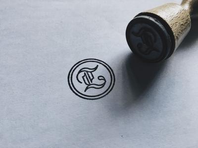 Personal Mark / Logo Stamp