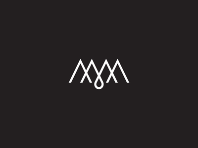 The Makers & Me identity mark branding mm logo mm monogram
