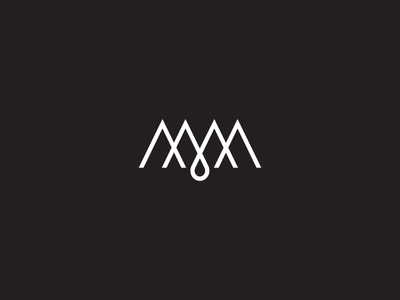 The Makers & Me identity mark branding mm logo mm monogram