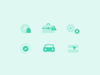 New Hark Website Icons