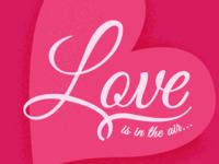 Love Postcard Concept