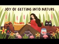 走进大自然