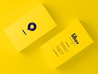 Liftov business cards