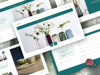Velvett webpage
