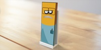 Plank Deisign - a 3d Design and Render