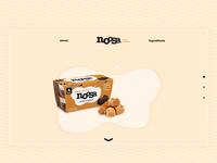 100 Days UI Challenge - 003 Landing Page