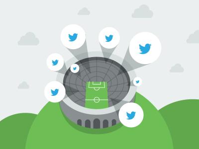 Stadium tweets