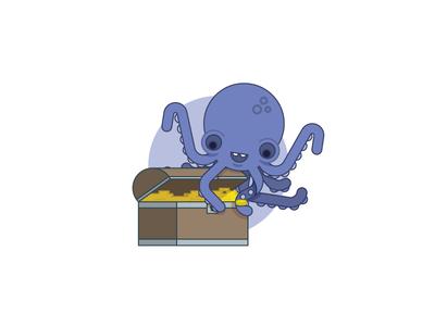 Kraken's treasure
