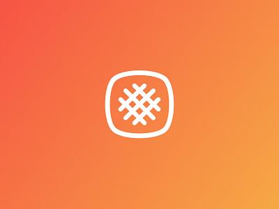 Hidden Pineapple is live logo branding ui web hidden pineapple