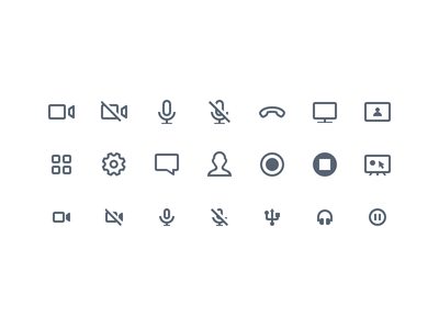 A/V Icons metalab av icons av interface icons interface ui minimal minimal icons clean icon set iconography icons