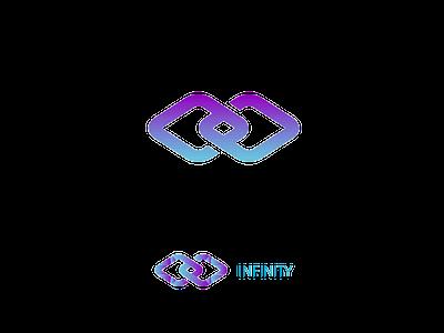 Infinity Logo movement modern marketing management law infinity infinite human green forever endless elegant development corporate consultant communication branding blue best administrative