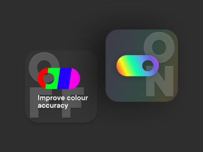On / Off Switches / DailyUI #015