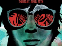 RBSS Wavves Gig Poster