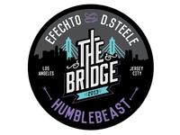 The Bridge Logo Badge