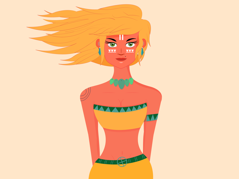 Bayda Mon Amour flat desig infographic design illustraiton art graphic characer design