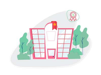 Intro application build minimalist minimal intro intro screen uidesign ui design application company profile company illustrator mobile ui app design app vector ui 2d design character illustration
