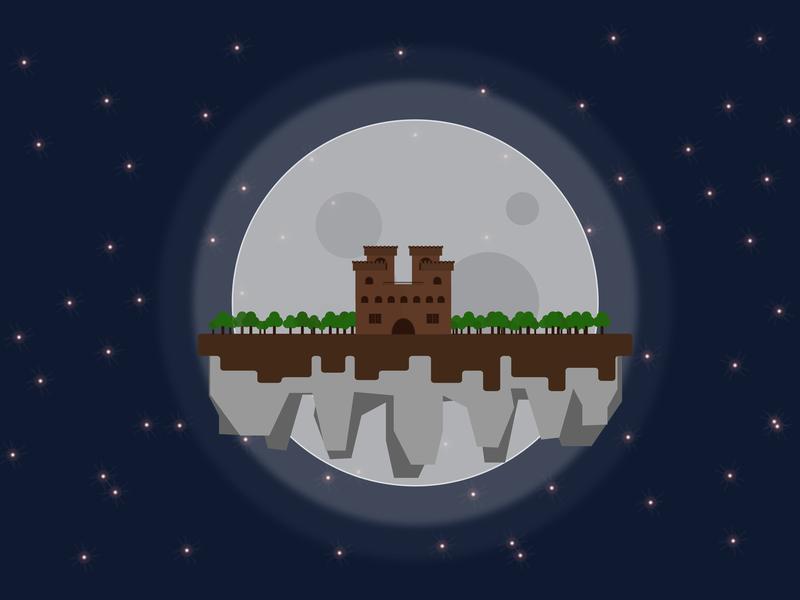 Landscap The Night