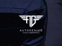 Auto Genius logo