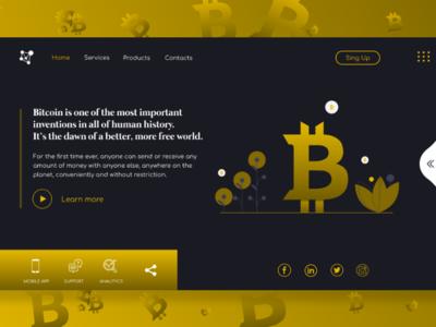 Bitcoin corporation