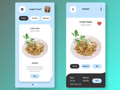 Super Food App