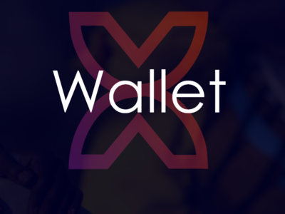 Cryptocurrency Mobile Wallet Logo