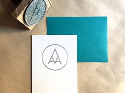 Stamp brand visual brand rubber stamp paper custom stamp typography logo stamp