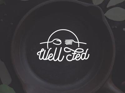 Well Fed  Logo/Branding design
